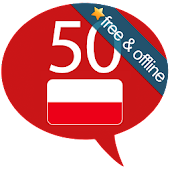 Learn Polish - 50 Languages Android APK Download Free By 50LANGUAGES LLC