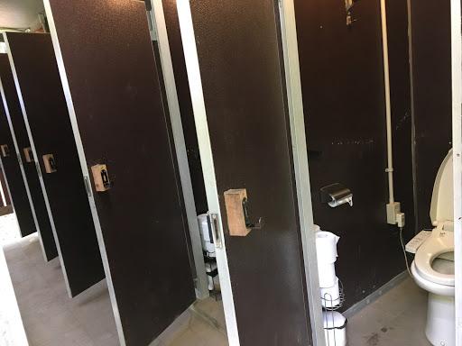 トイレたくさん