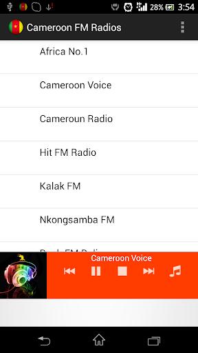 玩免費娛樂APP|下載Cameroon FM Radios app不用錢|硬是要APP