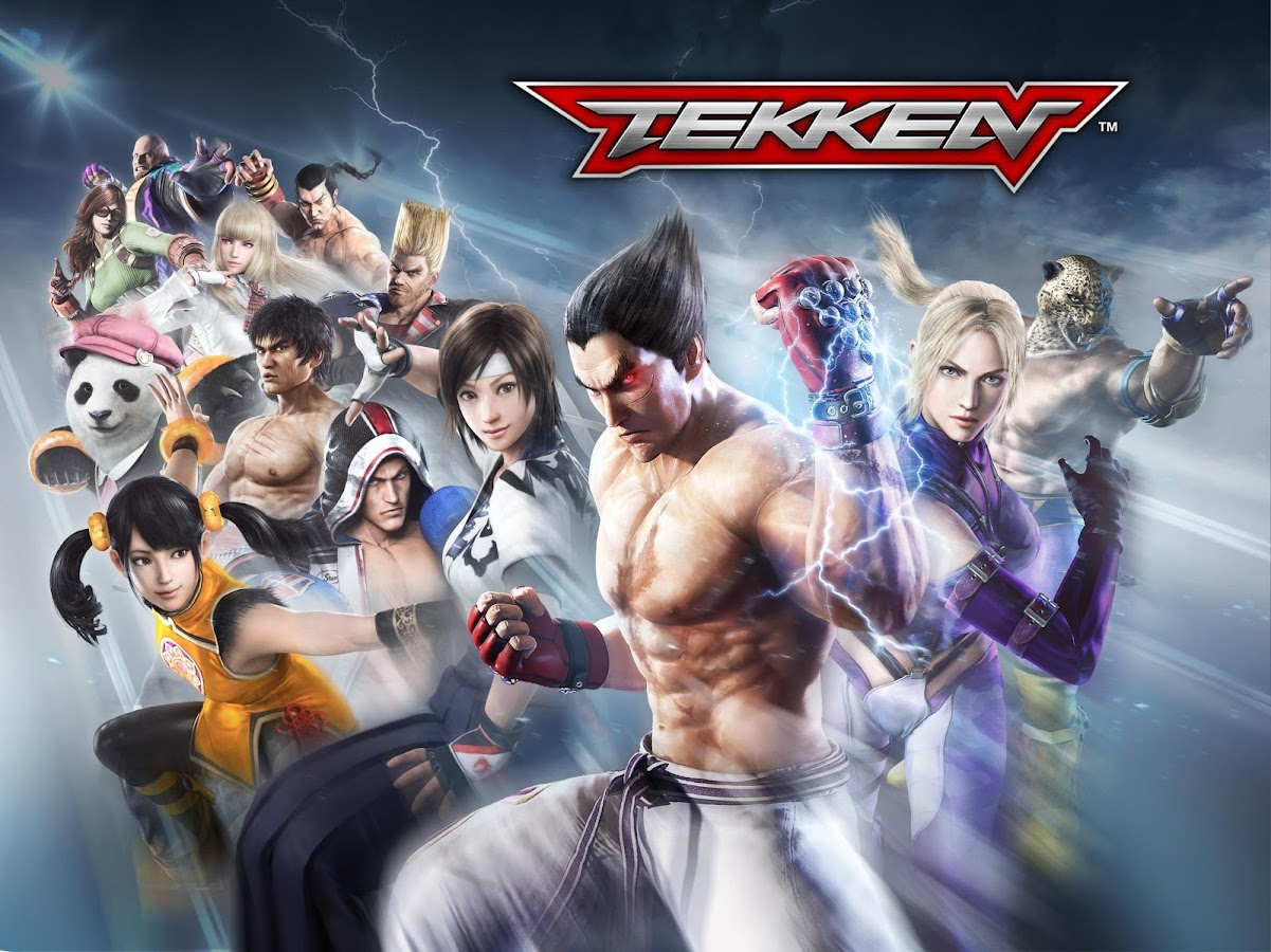 Tekken 3 Unlock All Characters Android Fine Android Application