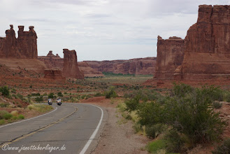 Photo: Arches NP