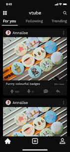 vTube APK – Indonesian short video sharings 3