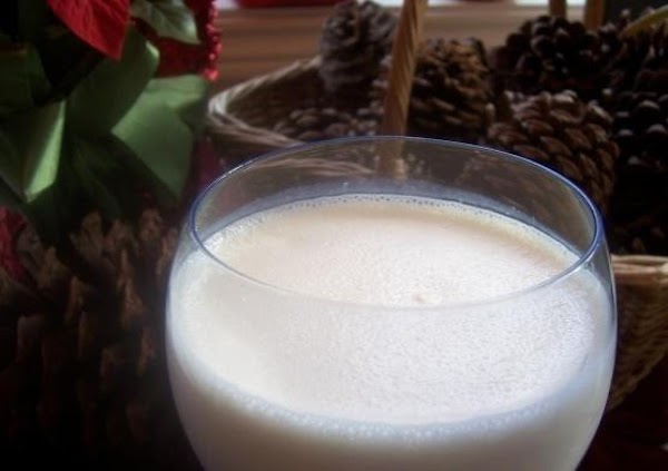 Frosty Noggin Recipe