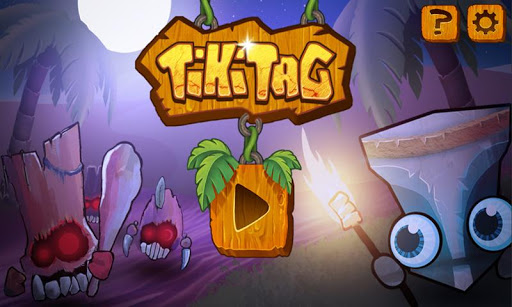 Tiki Tag - screenshot