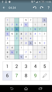 Sudoku screenshot 06