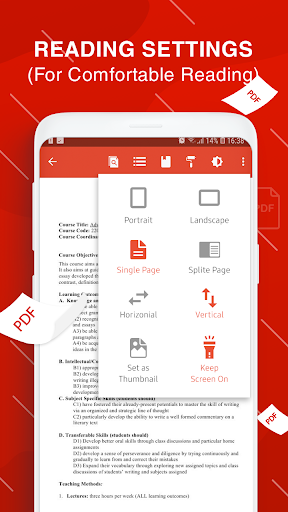 PDF Reader for Android 11.1 Apk for Android 4