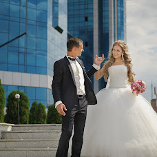 Wedding photographer Vladimir Kalachevskiy (trudyga). Photo of 27.09.2014