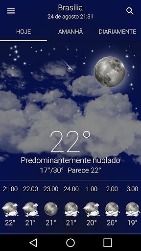 Tempo Brasil screenshot 2