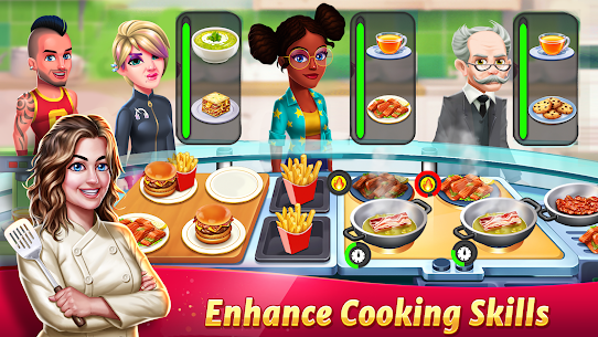 Star Chef™ 2: Cooking Game 4
