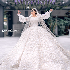 Wedding photographer Kelvin Gasymov (Kelvin). Photo of 19.03.2018