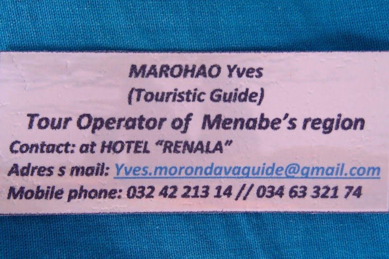 Contact Info of Marohao Yves