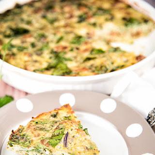 Potato And Sausage Casserole Pie