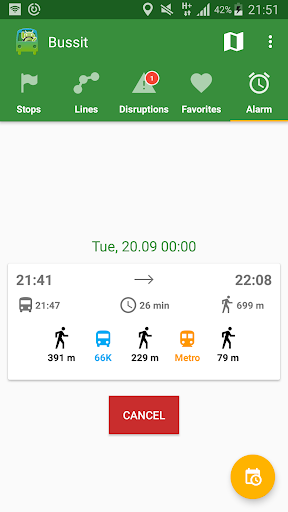 Bussit Reittiopas Ad Free screenshot