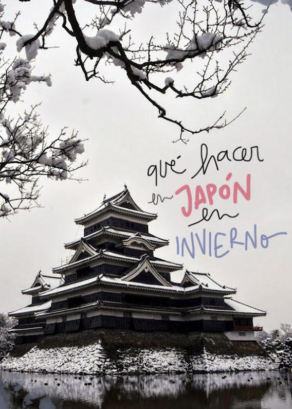 visitar japon en enero febrero