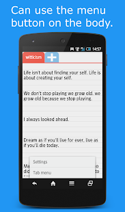 Tab Note   Simple Notepad- screenshot thumbnail