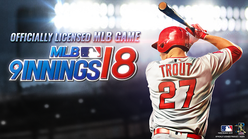 MLB 9 Innings 18  captures d'écran 1