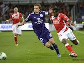 Bertrand Crasson et Guillaume Gillet donneront le coup d'envoi d'Anderlecht-Gand