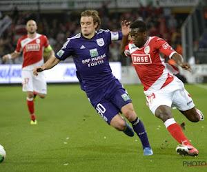 Bertrand Crasson et Guillaume Gillet sont de retour à Anderlecht