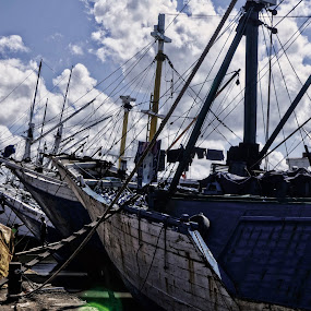 by Haddy Hartono - Transportation Boats