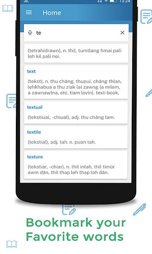 Mizo Dictionary : English to Mizo Translation App Report on