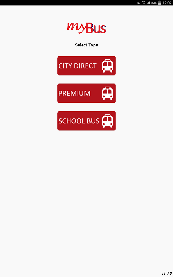 myBus SG LiveTrack- screenshot