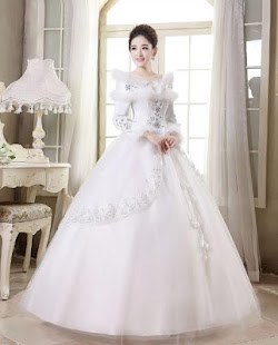 Korean Wedding Dress Screenshot Thumbnail