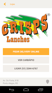 Crisps Lanches- screenshot thumbnail