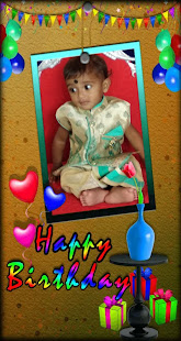 Birthday Photo Frames for PC-Windows 7,8,10 and Mac apk screenshot 1