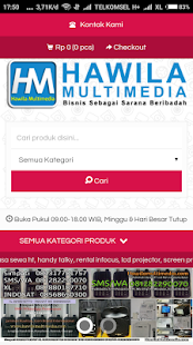 Hawila Multimedia- screenshot thumbnail