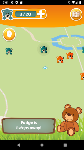 Teddy Hunt - discover teddy bear stories android2mod screenshots 2