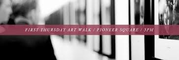 First Thursday Art Walk - Twitter Header Template