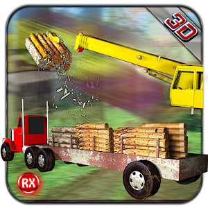 Transporter Truck: Jungle Wood for PC and MAC