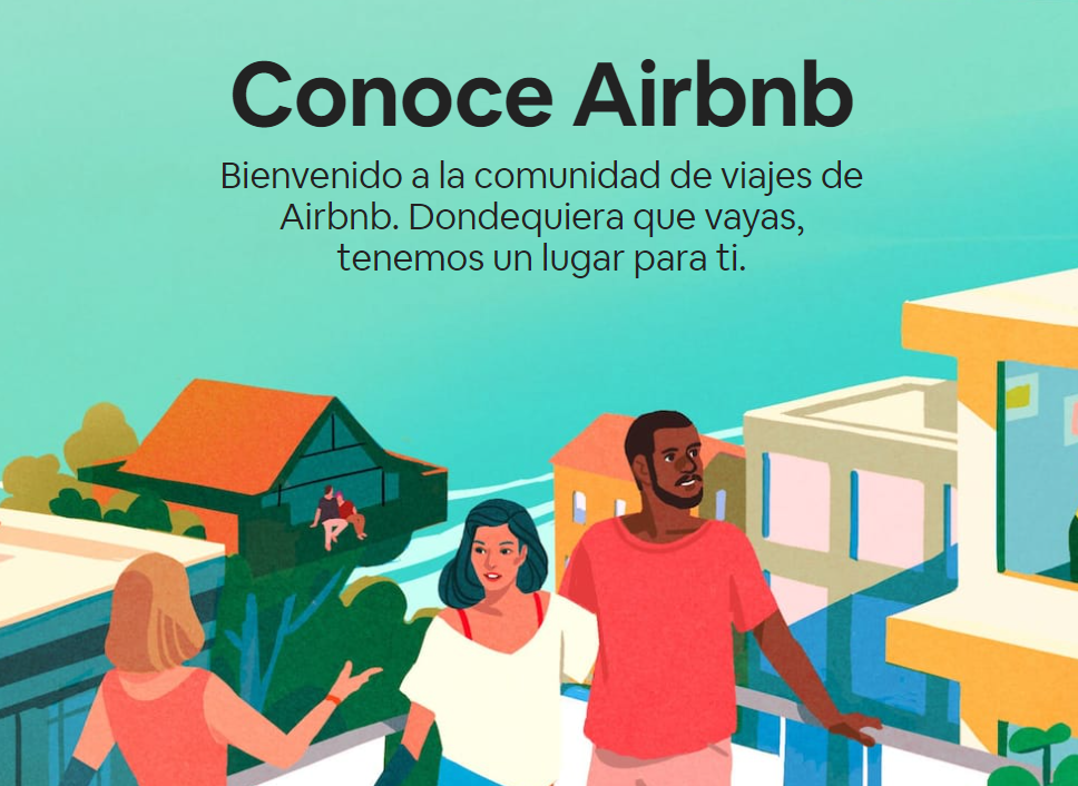 Cómo ganar dinero con Airbnb una comunidad para viajeros y nómadas digitales