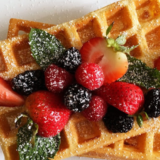 Corn Flour Waffles Recipes
