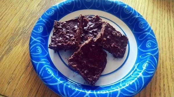 Coconut Oatmeal Chocolate No Bake Bars Recipe