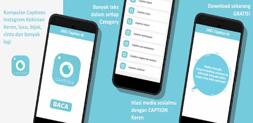 Caption Buat Ig Keren Dan Kekinian Apk App تنزيل مجاني