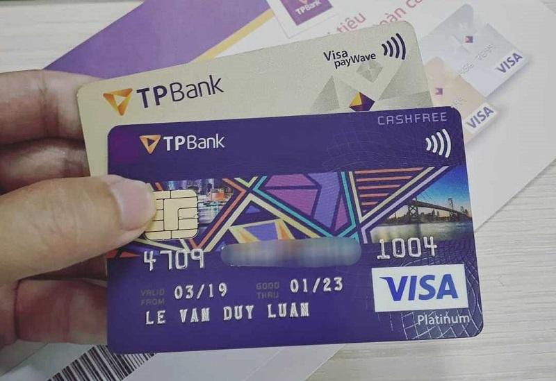 Thẻ tín dụng đến từ ngân hàng TPBank