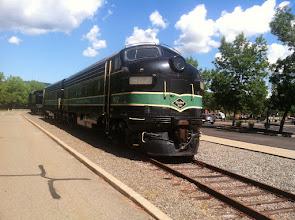 Photo: Steamtown June 2014