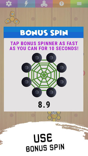 Code Triche Fidget Spinner Evolution - Merge & Collect Fidget apk mod screenshots 5