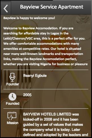 Bayview Service Apartment