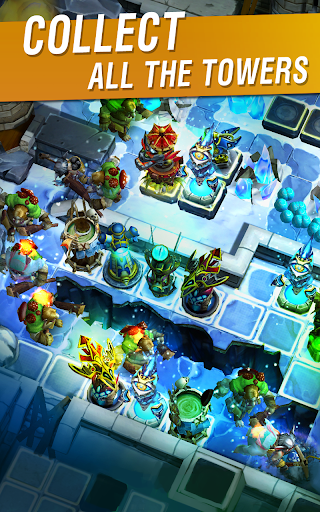 Defenders 2: Tower Defense Strategy Game 1.7.161474 screenshots 1