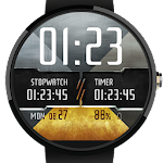 Overdrive - Timer Watch Face Icon