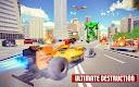 screenshot of Dragon Robot Car Game – Robot transforming games