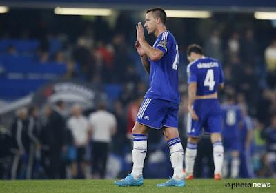 Chelsea encore battu!