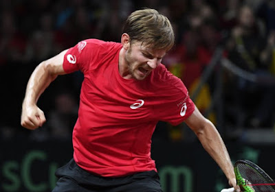 David Goffin naar de halve finale in Shenzen