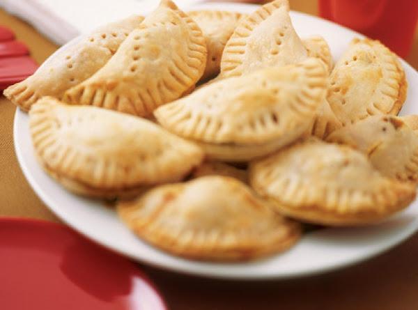 Oriental Turnovers Recipe