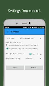 Quick Dial screenshot 3