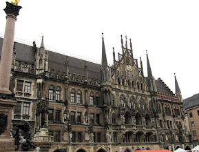 Photo: Day 50 - The Town Hall (Rathaus ) in Munich #2