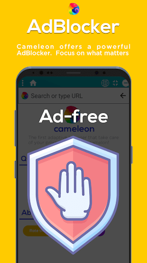 Cameleon - Privacy AdBlock and Float Browser 🦎 by Cameleon