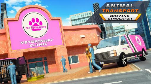 Animal Transport Driving Simulator 1.0 6